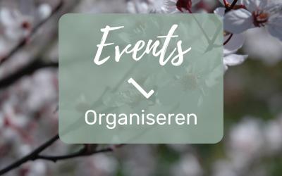 EEN EVENEMENT ORGANISEREN || Waar begin je?