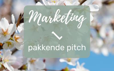 Vijf tips voor een pakkende pitch met focus op jouw verhaal