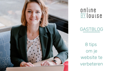 8 tips om je website te verbeteren