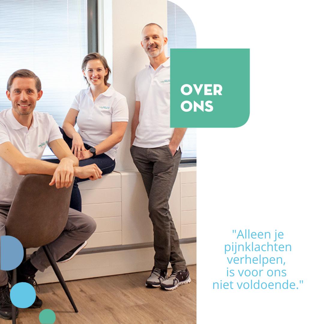 Betere vindbaarheid en meer conversie voor Chiropractie Tiel Zutphen